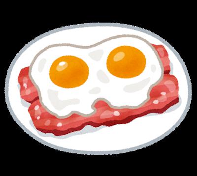 food_bacon_egg