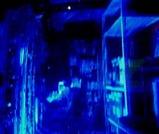 暗くて湿ったサーバルーム