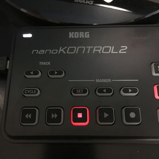 nanoKONTROL2