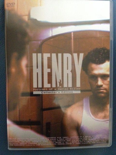 ホラー!サスペンス!精神病!   「サイコパス映画館〜スクリーンの中の人格障害〜」  映画「ヘンリー  ある連続殺人鬼の記録」