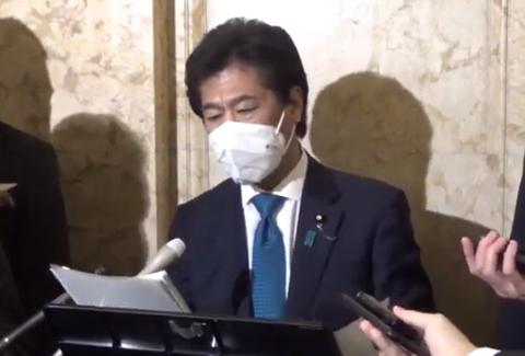 田村大臣3月26日記者会見