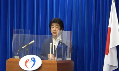 7月9日田村大臣会見2