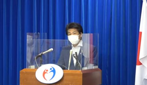 9月7日田村大臣記者会見