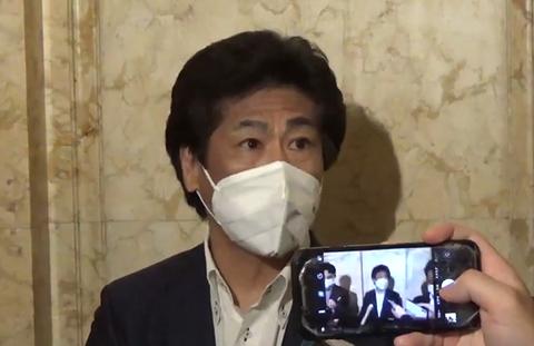 田村大臣記者会見