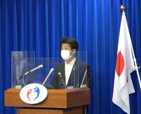 9月24日田村大臣会見