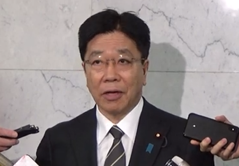 加藤大臣3月19日(木)会見