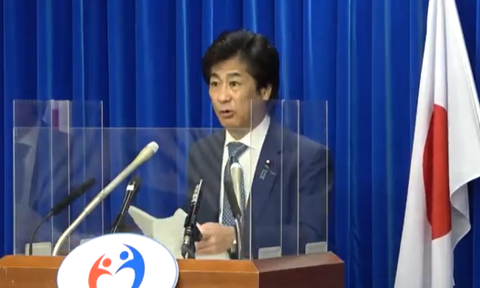 3月9日の田村大臣の会見
