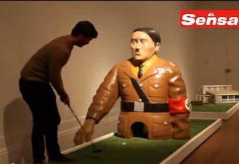 golf hitler