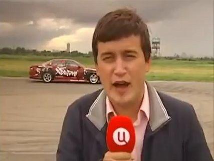 car reporter