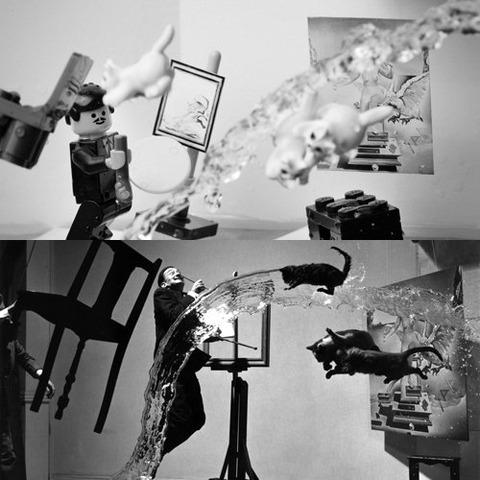 Lego-Dali-Atomicus-Philippe-Hals