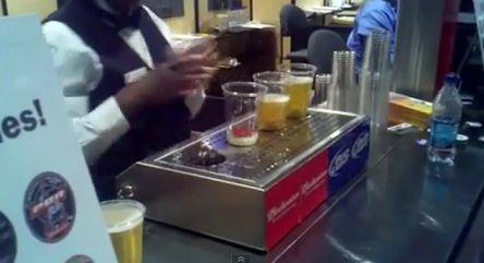 Beer shitakara