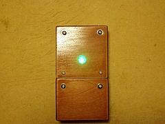 ゼロ磁場・波動装置 ポータブル