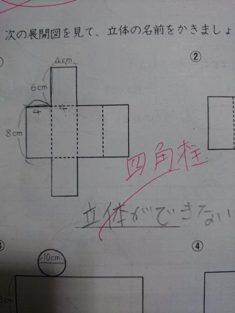 テスト(突っ込みどころ満載図形)