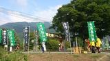 戦国ヒルクライム in 韮崎・甘利山