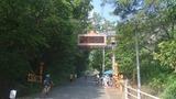 当日の甘利山ゲート
