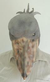 ハシビロコウマスク1