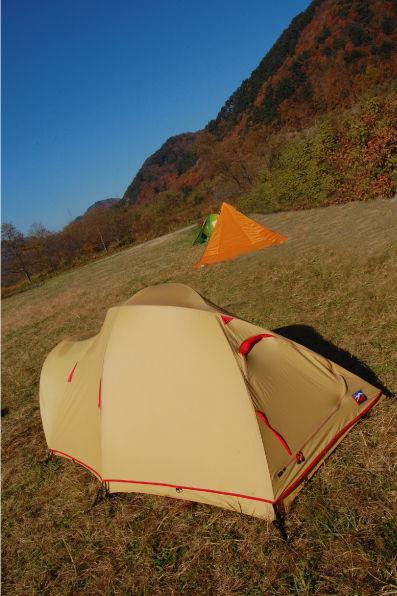 山形遠征 いも煮キャンプ