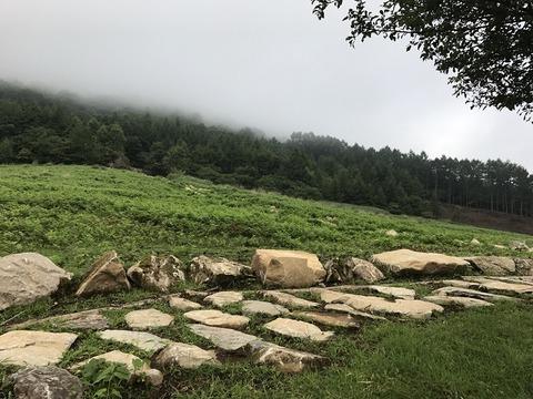 夏の山行記録(さんこうきろく)