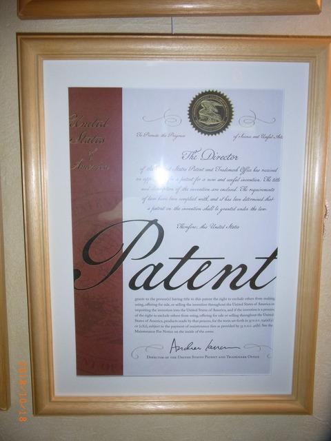 栴檀海斗でアメリカ合衆国特許を取得しました。