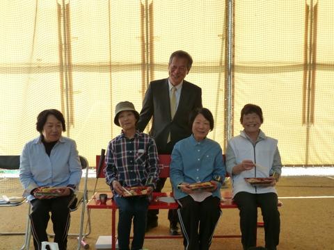 竜王町ゲートボール大会inドラゴンハット (4)