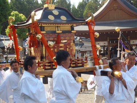 苗村神社節句祭 (3)