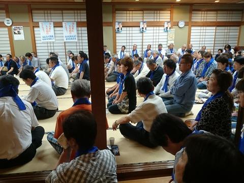 西田ひではる個人演説会 (3)