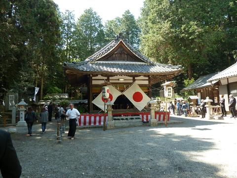 鏡神社春祭り (1)