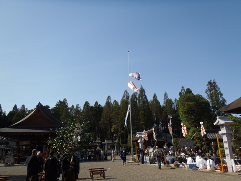 苗村神社節句祭 (2)