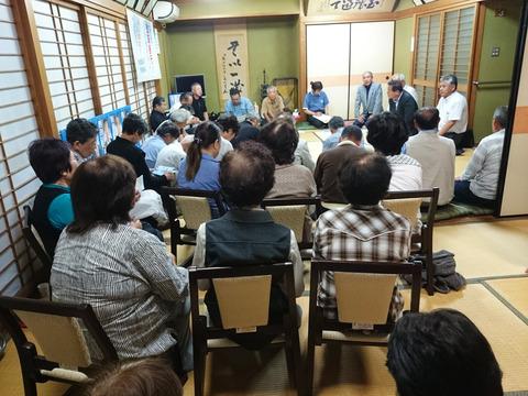 西田ひではる個人演説会 (2)