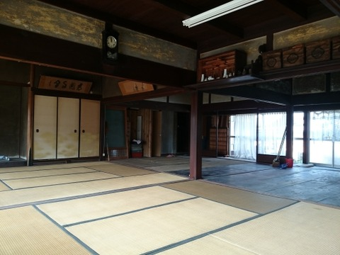 西田ひではる生家 (4)
