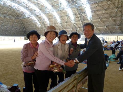 竜王町ゲートボール大会inドラゴンハット (2)