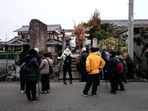 竜王町歴史ウォーキング (5)