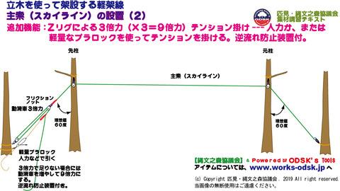 (更新型)軽架線スカイライ