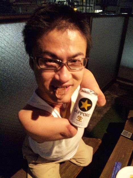 【芸能ニュース】絶倫障害者の乙武洋匡氏「いまの俺に仕事なんてない」