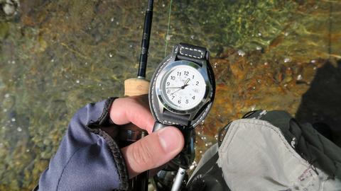 20200606横川で釣り開始