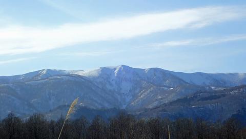 西和賀町の風景