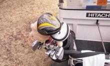 ゴルフクラブを塗装の刷毛に持ち替えたへぼゴルファーMASAのまったりブログなのぉー-未設定