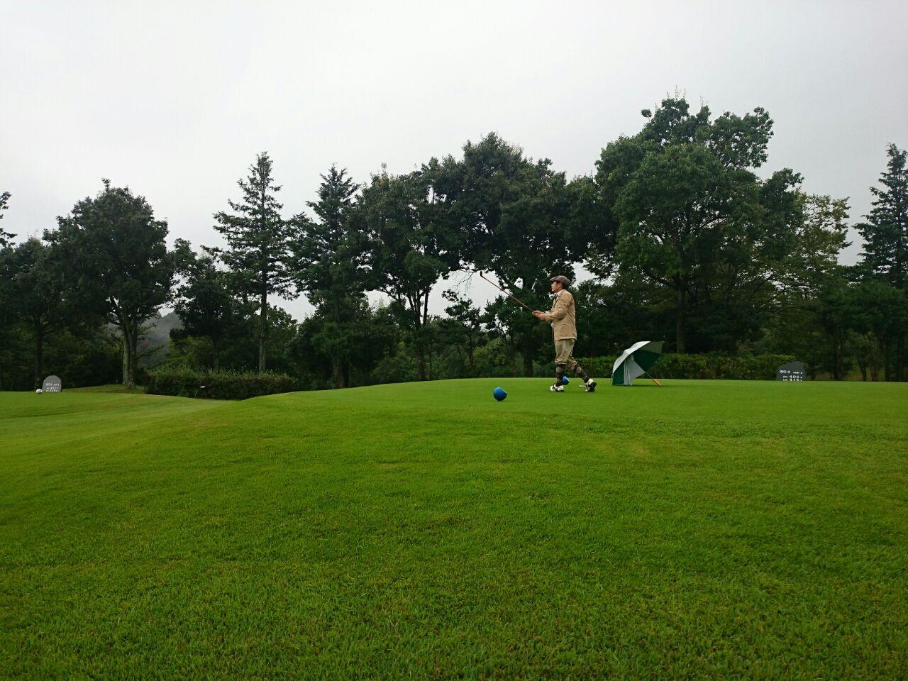 森林 公園 ゴルフ 天気