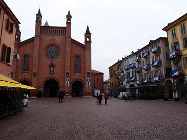 アルバ旧市街