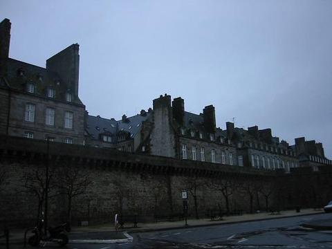 サンマロの城塞