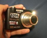EX-Z1200 起動時