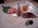 大寿司(刺身盛り)