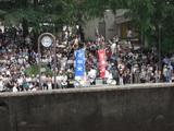 公明党 選挙演説@阿佐ヶ谷駅前