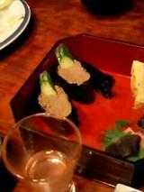 かに味噌寿司