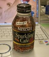 コーヒー入り炭酸飲料