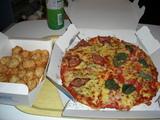 ピザ(ドミノ)