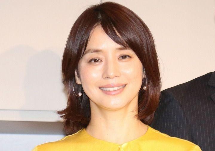 石田ゆり子、更年期障害を告白「自律神経がついていけない」