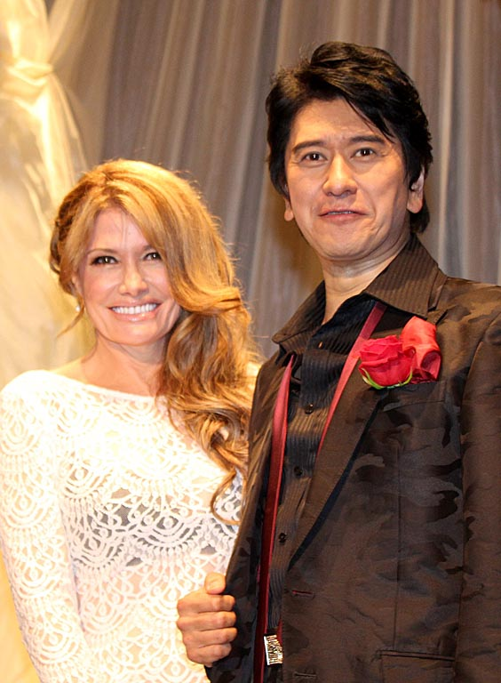 川崎麻世がカイヤに離婚求める裁判、ここ数年は別居