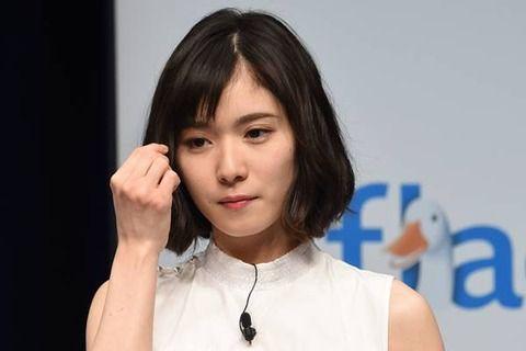 【女性自身】松岡茉優 突然の事務所移籍発表に秘めた「パワハラの苦悩」