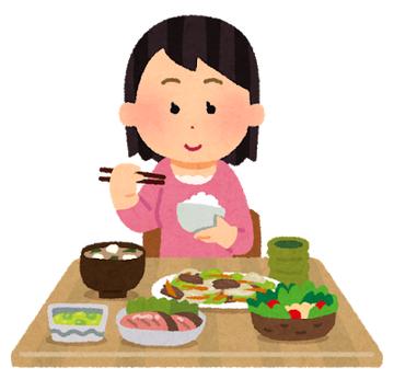食べても太らない体質の女子大生だけど人生勝ち組過ぎてワロタ
